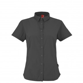 ACCESS SHIRT Black Lafuma