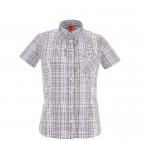 RAMBLER SHIRT Heather grey Lafuma