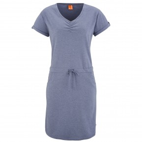 TRAVELLER DRESS Violet Lafuma