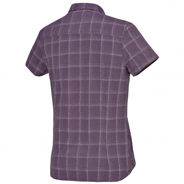 Chemise urbaine Femme CLAW Violette Lafuma