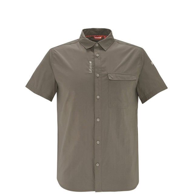 ACCESS SHIRT Marron Lafuma