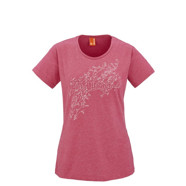 VEGETAL TEE Rose Lafuma