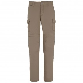 Pantalon randonnée Homme ACCESS ZIP OFF Marron Lafuma