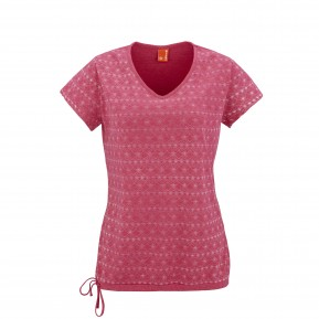 KAMPASS TEE Rose Lafuma