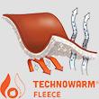 Technowarm melange sweater