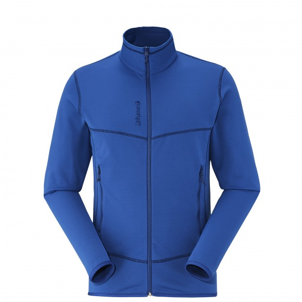 TRACK THERMAL F-ZIP Bleu Lafuma