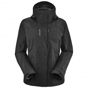 LD  ACCESS 3IN1 FLEECE JACKET Noir Lafuma