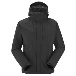 JAIPUR GORE-TEX ZIP-IN JACKET Noir Lafuma