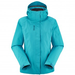 LD  JAIPUR GORE-TEX ZIP IN-JACKET Bleu Lafuma