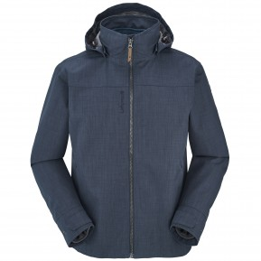 CALDO 3IN1 FLEECE JACKET Navy-blue Lafuma