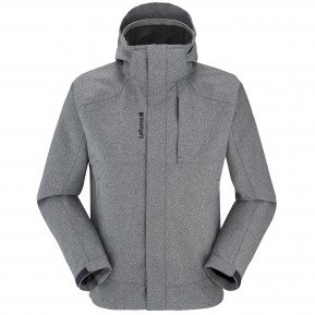 ALPS ZIP-IN JACKET Grey Lafuma