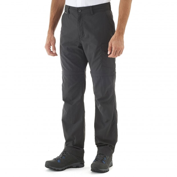 Pantalon zip-off - Homme ACCESS ZIP-OFF Noir Lafuma 6