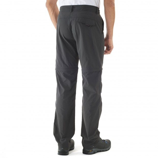 Pantalon zip-off - Homme ACCESS ZIP-OFF Noir Lafuma 7