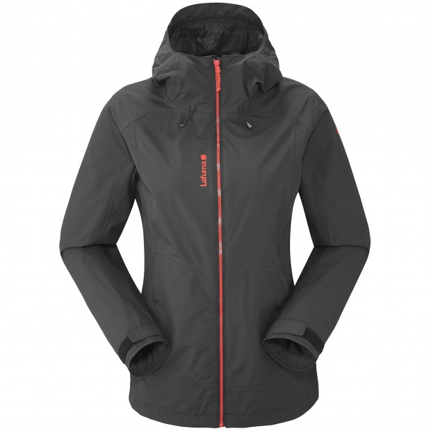 Veste mix and match - femme LD SKIM ZIP-IN JKT Noir Lafuma