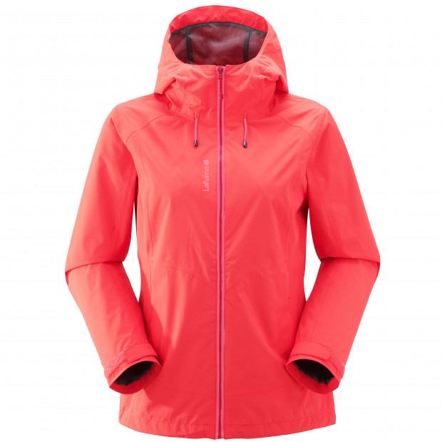 Veste imperméable - Femme SKIM ZIP-IN JKT W Rose Lafuma