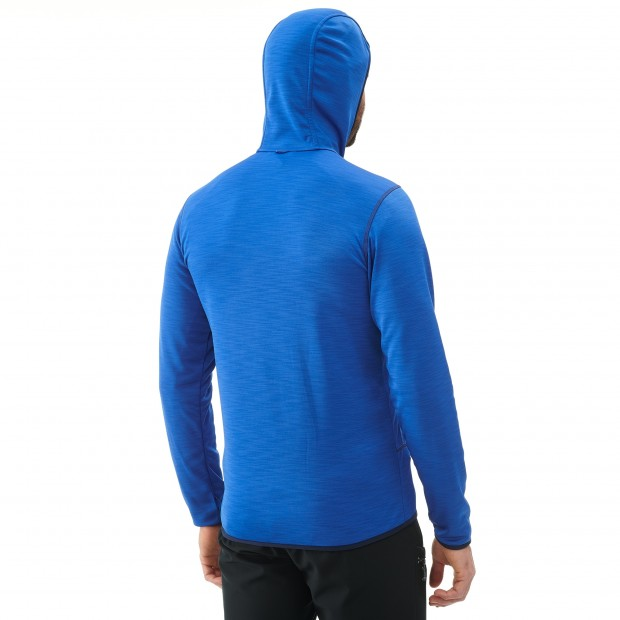 Polaire mix and match - homme SHIFT HOODIE Bleu Lafuma 3