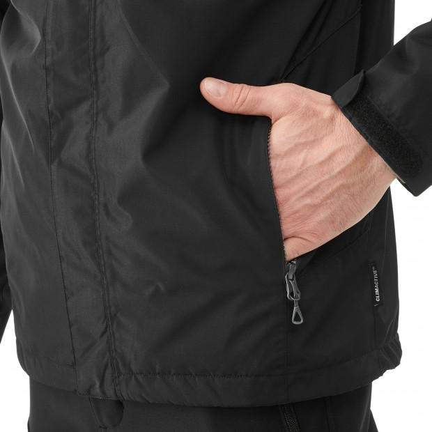 Veste mix and match - homme ACCESS 3in1 FLEECE JKT Noir Lafuma 7