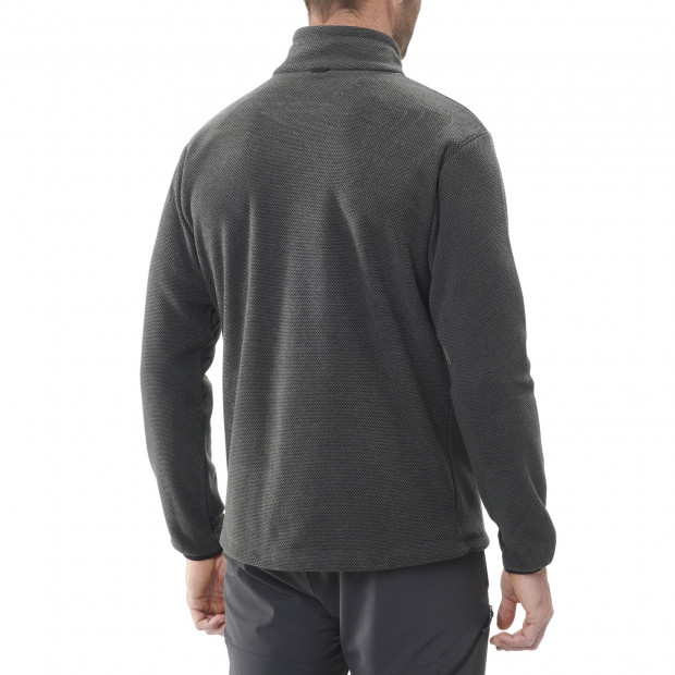 Polaire épaisse - homme TECHFLEECE F-ZIP M Marron Lafuma 3