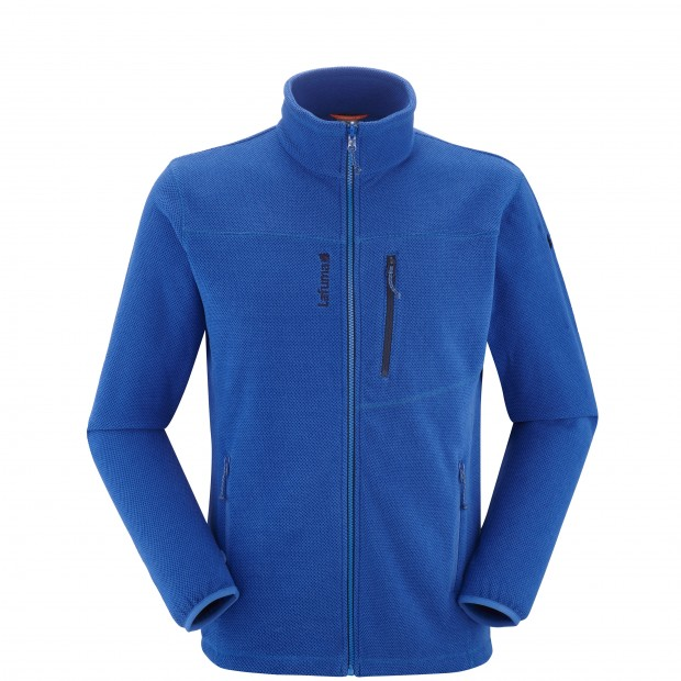 Polaire mix and match - homme TECHFLEECE F-ZIP M Bleu Lafuma