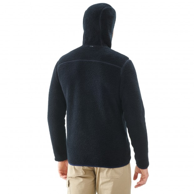 Polaire mix and match - homme DERRY HOODIE M Marine Lafuma 3