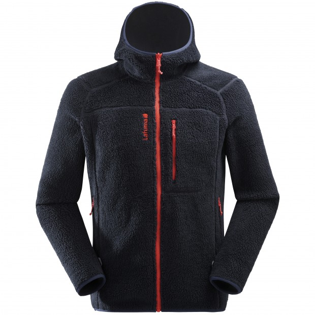 Polaire mix and match - homme DERRY HOODIE M Marine Lafuma