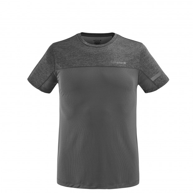 Tee-Shirt Manches courtes Homme Skim Tee M Anthracite Grey Lafuma