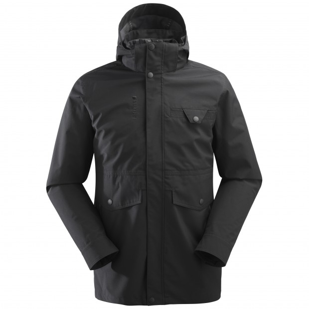 Veste mix and match - homme ROCKLAND 3in1 LOFT PARKA Noir Lafuma