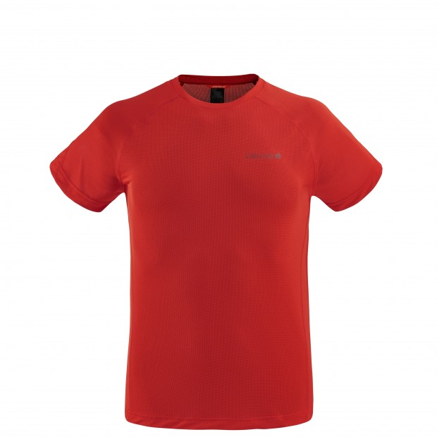 Tee-Shirt léger - Homme WAY TEE Rouge Lafuma