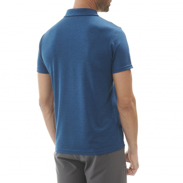 Tee-Shirt léger - Homme SHIFT POLO Gris Lafuma 4