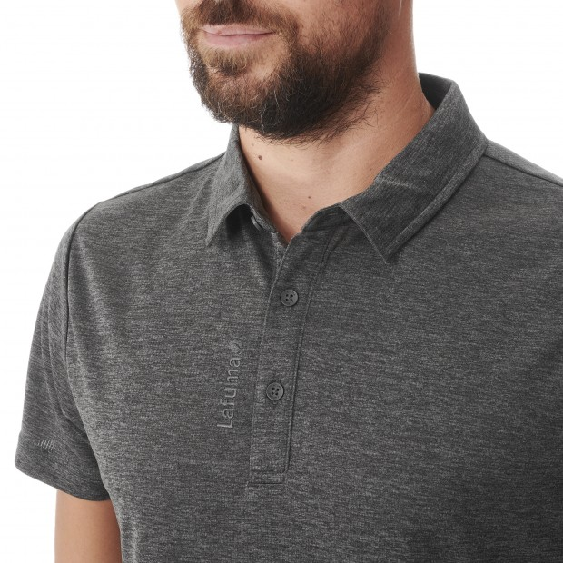 Polo Manches courtes Homme SHIFT POLO M ROUGE Lafuma 4