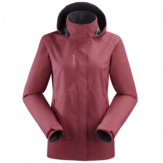 Veste gore-tex - femme WAY GTX ZIP-IN JKT W Rose Lafuma