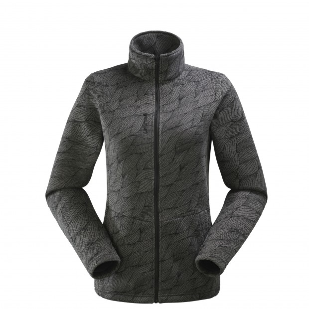 Polaire mix and match - femme LD MERRY F-ZIP Gris Lafuma
