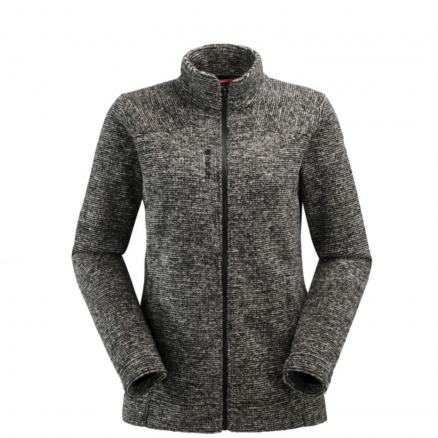 Polaire mix and match - femme LD STATEN F-ZIP Gris Lafuma