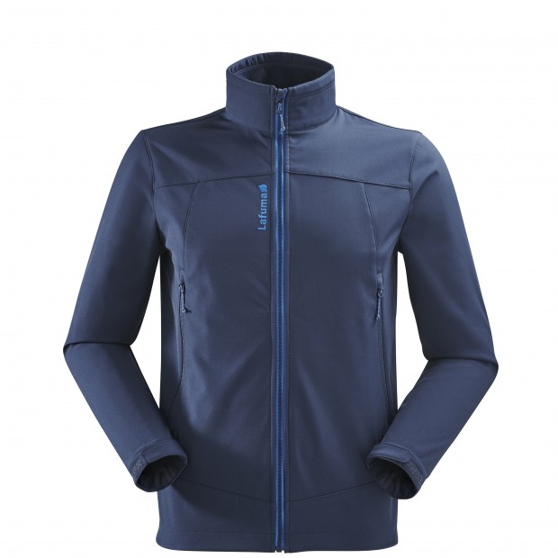 Veste mix and match - homme TRACKSHELL JKT BLEU Lafuma
