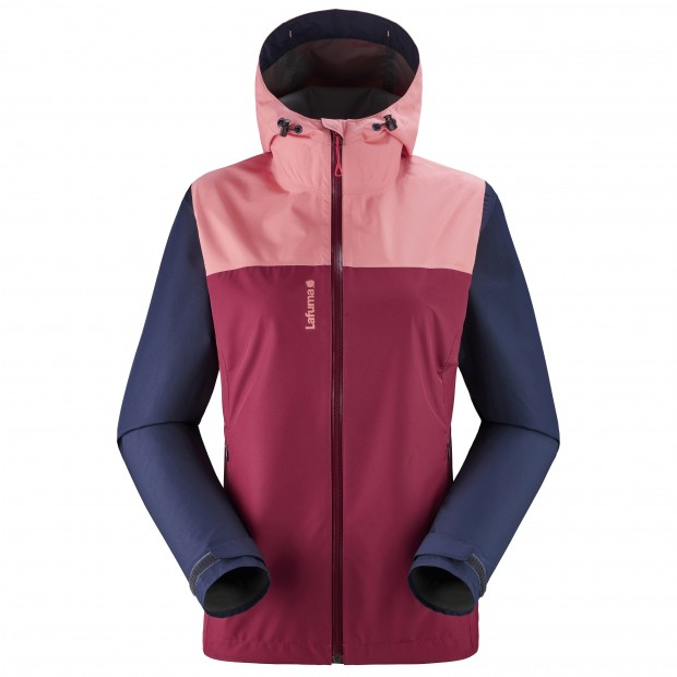 Veste Gore-tex Imperméable - Femme - ROUGE SHIFT GORE-TEX JKT W Lafuma
