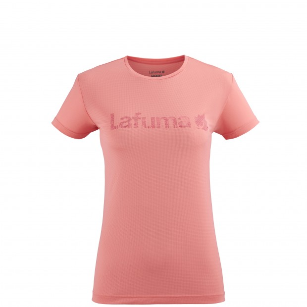 Tee-Shirt Manches courtes Femme CORPORATE TEE W ROSE Lafuma