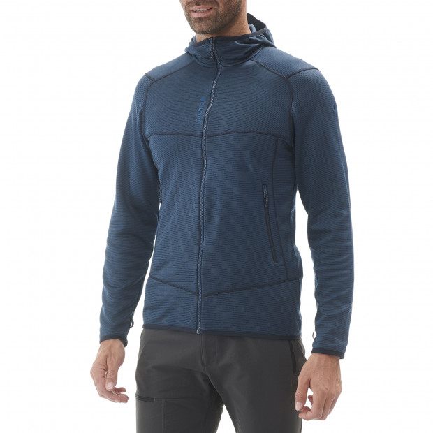 Polaire technique - homme SHIFT HOODIE M Marine Lafuma 2