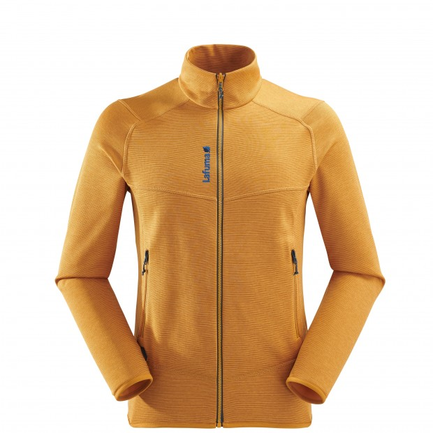 Polaire  Homme SHIFT F-ZIP M ORANGE Lafuma