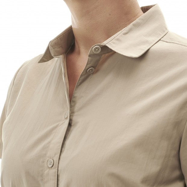 Chemise manches courtes - Femme ACCESS SHIRT W Rose Lafuma 3
