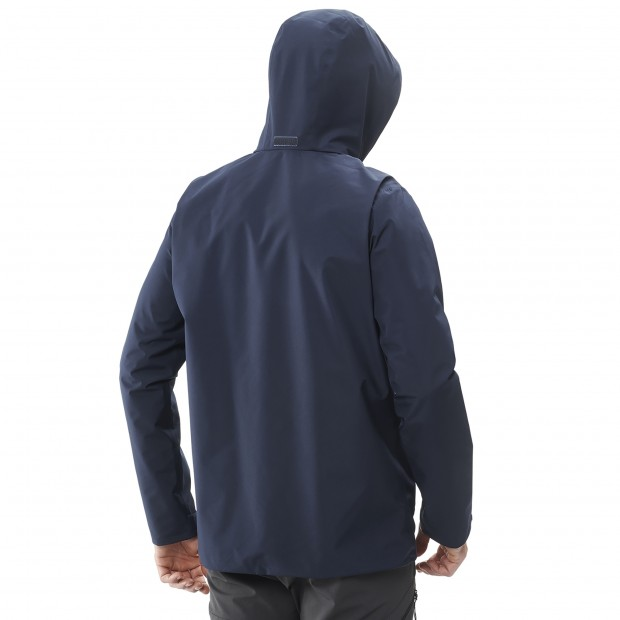 Veste Gore-tex Homme WAY GORE-TEX ZIP-IN JKT M BLEU Lafuma 3