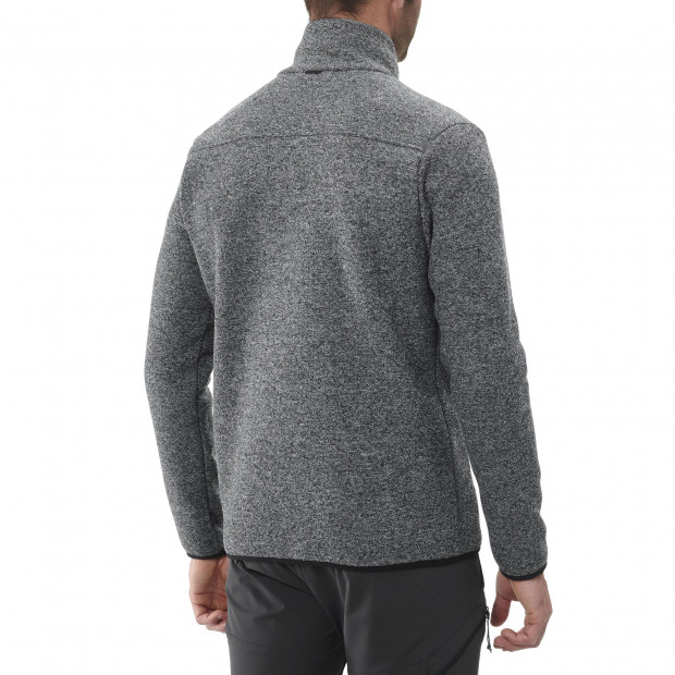 Polaire softshell - homme ULSTER F-ZIP M Gris Lafuma 3