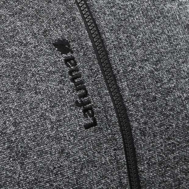 Polaire softshell - homme ULSTER F-ZIP M Gris Lafuma 5