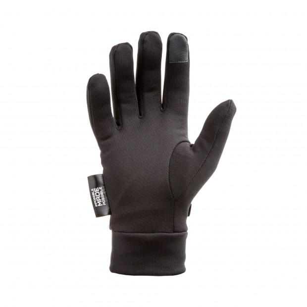Gants en Polartec  - NOIR POWERSTRETCH GLOVE  Lafuma 2