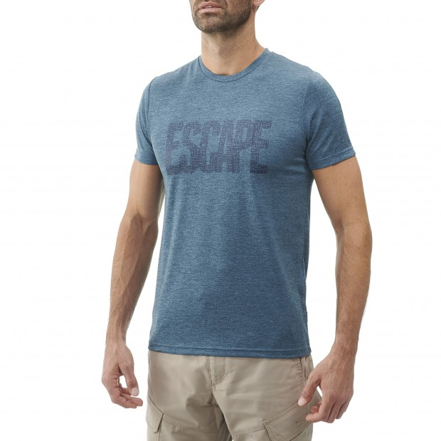 Tee-Shirt Manches courtes Homme SHIFT TEE M GRIS Lafuma 2