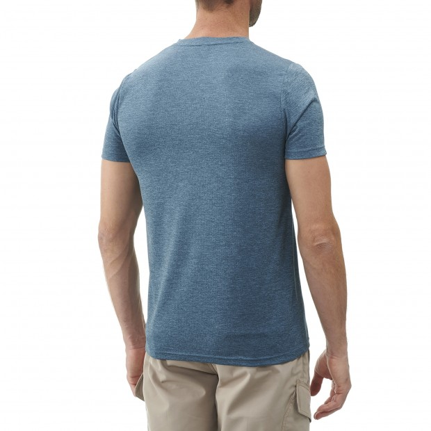 Tee-Shirt Manches courtes Homme SHIFT TEE M GRIS Lafuma 3