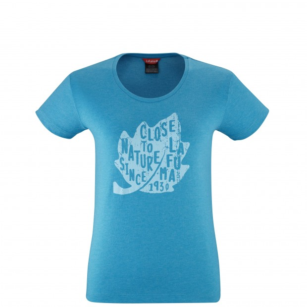 Tee-Shirt manches courtes - Femme - TURQUOISE PEARL TEE W Lafuma