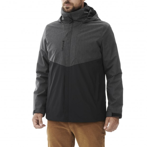 Veste 3 en 1 Imperméable - Homme - GRIS ACCESS 3in1 FLEECE JKT M Lafuma 3
