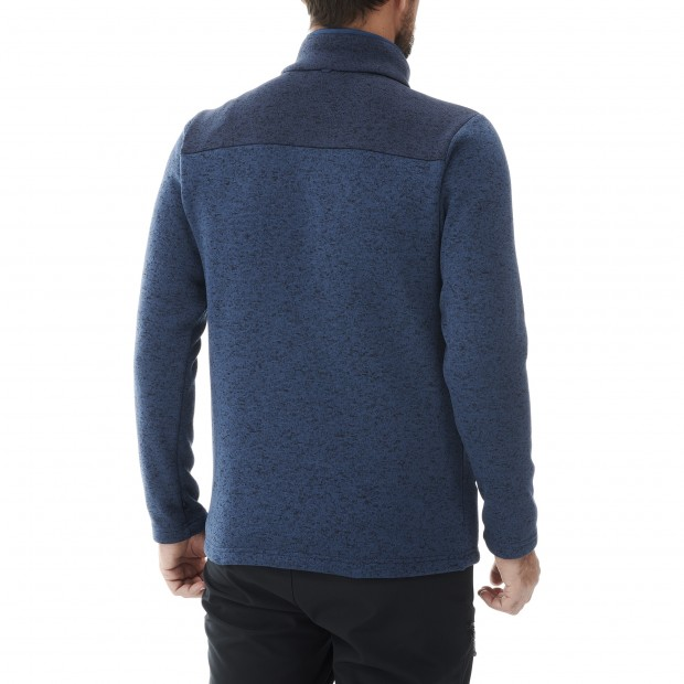 Polaire - Homme - MARINE CLOUDY F-ZIP M Lafuma 3