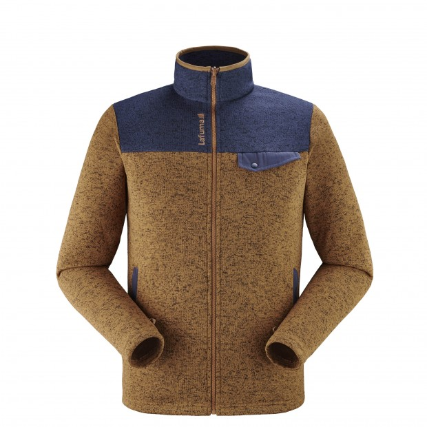 Polaire - Homme - CAMEL CLOUDY F-ZIP M Lafuma