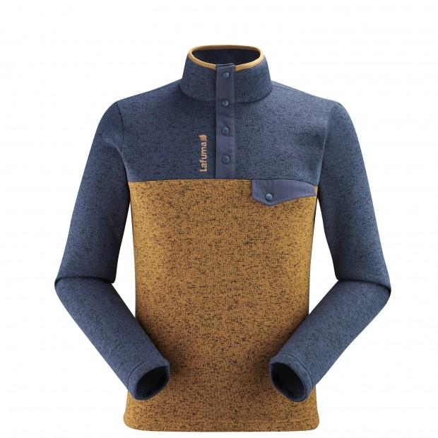 Sweat Polaire  - Homme - CAMEL CLOUDY SWEATER M Lafuma
